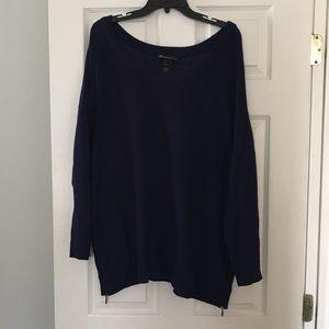 Lane Bryant 18/20 purple sweater